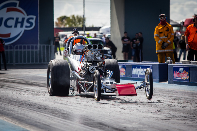 Steve McGuinness - 3940 - Supercharged Outlaws