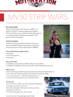 MV30 Strip Wars