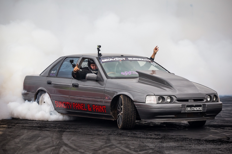 Good Friday Burnout King