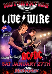 LIVE WIRE Motorvation 2018