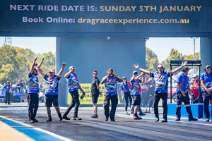 Summer Slam and Nitro Funny Car Match Racing at Perth Motorplex