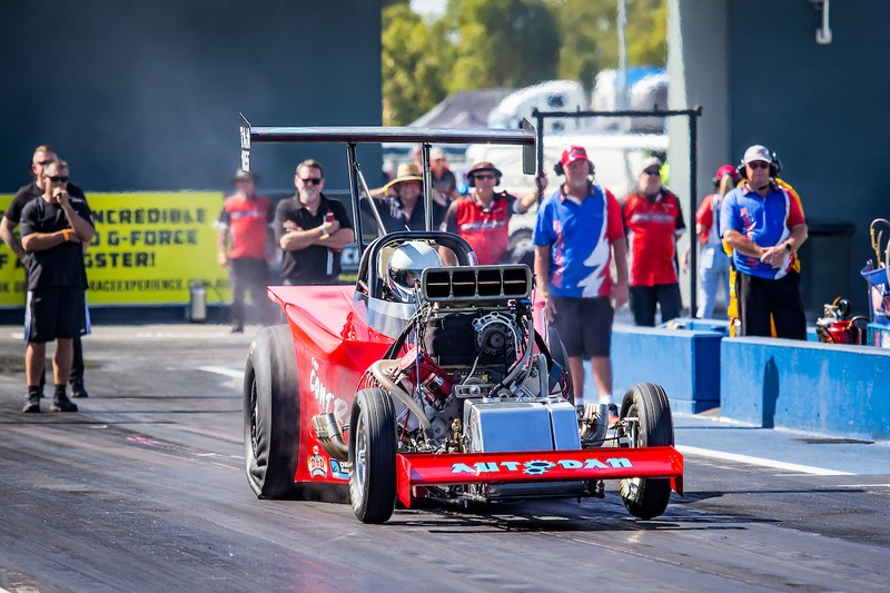 50th Annual Westernationals at the Perth Motorplex