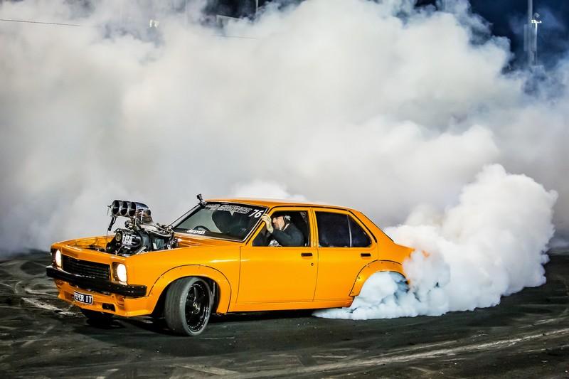 Perth Motorplex Burnout Boss